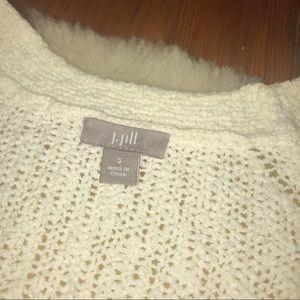 J. Jill Sweaters - J Jill Blend Knit Sweater Size S BOHO Soft